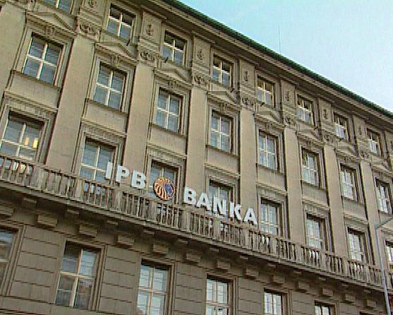 Budova zkrachovalé IPB