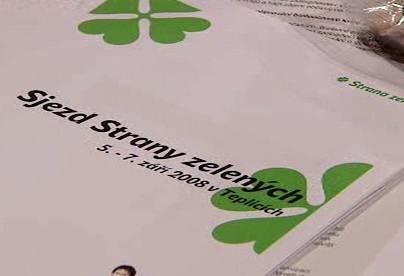 Sjezd Strany zelených