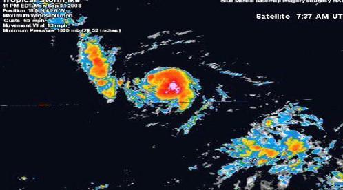 Hurikán Ike