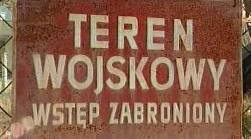 Polský vojenský prostor