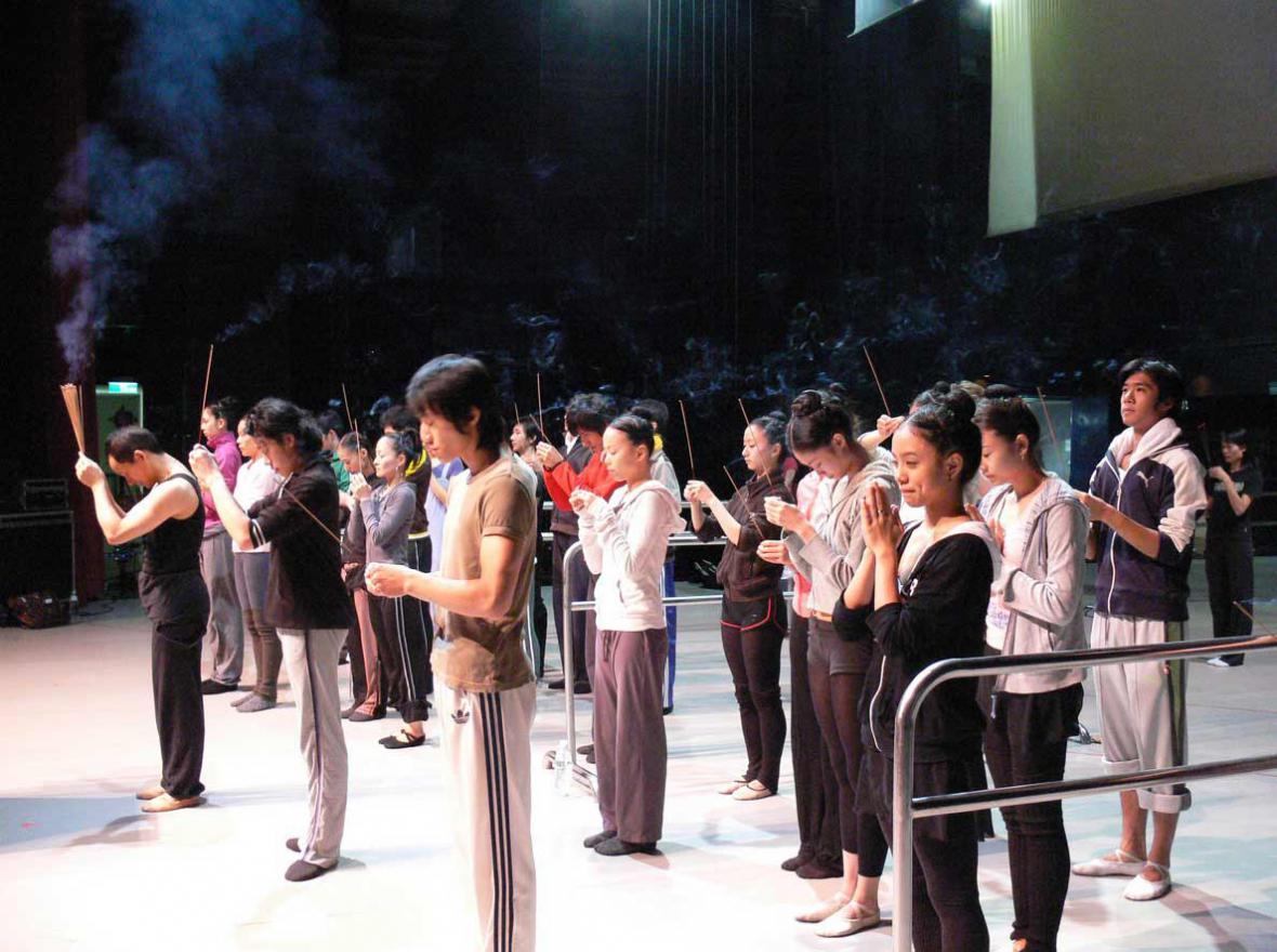 Tchajwanský baletní soubor