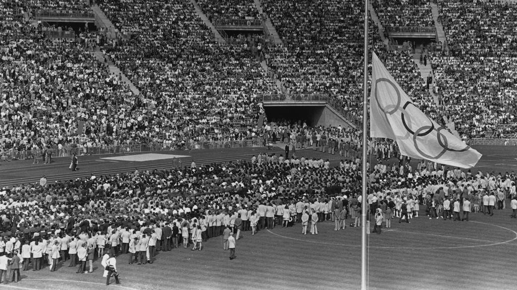 Vzpomínkový ceremoniál za zavražděné izraelské atlety