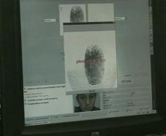 Databáze otisků prstů
