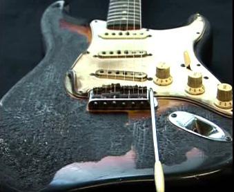Kytara Jimiho Hendrixe