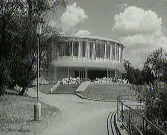 Expo 58 - Bruselský pavilon