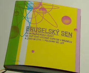 Bruselský sen - katalog