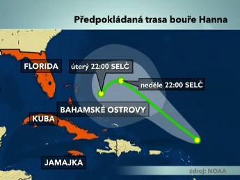 Bouře Hanna