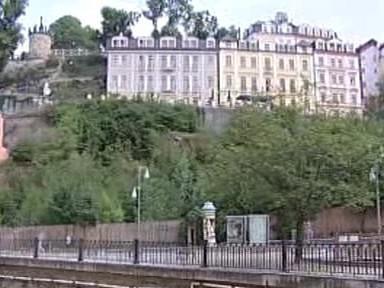 Problematická lokalita v Karlových Varech