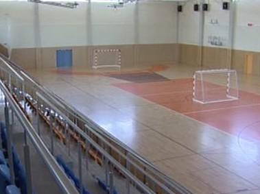 Nová sportovní hala v Hradci Králové