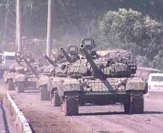 Ruské tanky