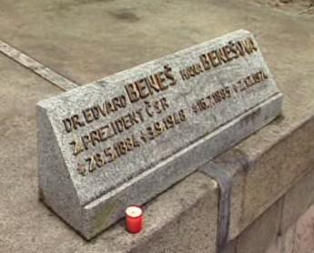 Pomník Edvarda Beneše