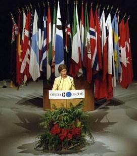 Zasedání OECD