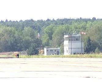 Letiště v Plzni-Líních