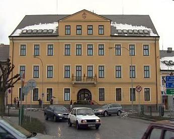 Městský úřad Ledeč nad Sázavou