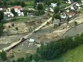 Heřminovy zasažené povodněmi