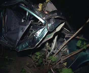 Nehoda v Nejdku