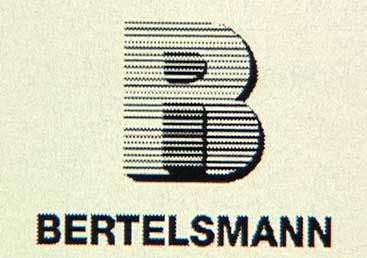 Logo společnosti Bertelsmann