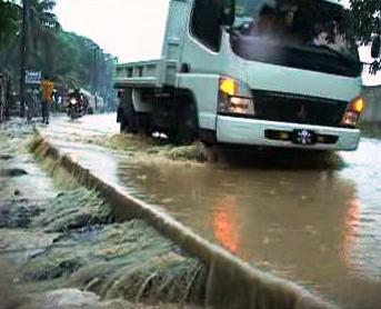 Záplavy v Karibiku