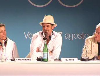 Filmový festival v Benátkách 2008