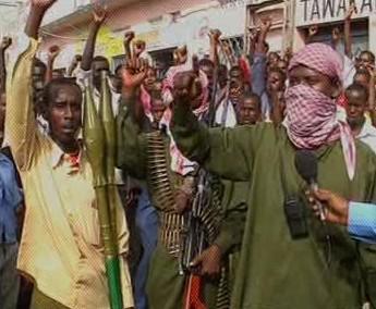 Somálští povstalci