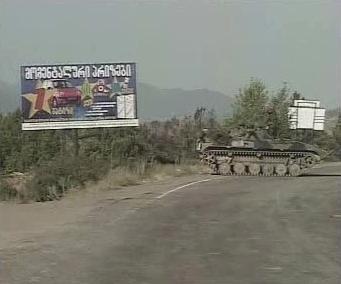 Rusové v Gruzii