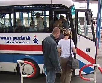 Dopravní podnik Ústeckého kraje