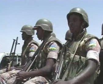 Konflikt v Dárfúru