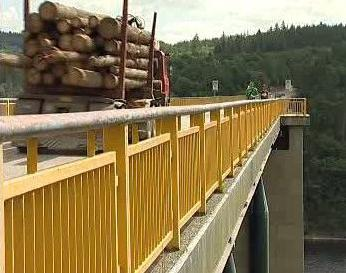 Most v jižních Čechách