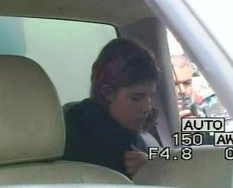 Zadržená atentátnice Rania