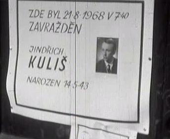 Liberec v srpnu 1968