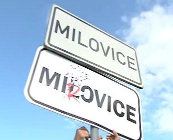 Milovice - Mírovice