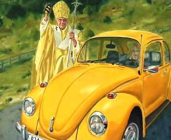 Papež u \
