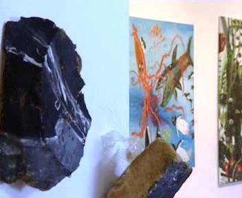 Výstava českého moderního umění Transfer