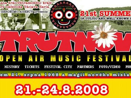 Open Air Music Festival Trutnov