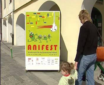 Plakát Anifestu