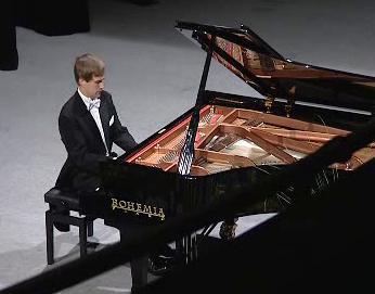 Učinkující Chopinova festivalu