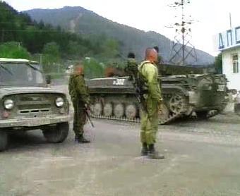 Ruské jednotky se stahují z Gruzie
