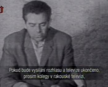 Záběr z dokumentu Brno 1968: Trosečníci z Kojálu