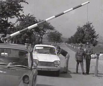 Rakouské hranice v srpnu 1968