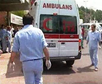 Turecká sanitka