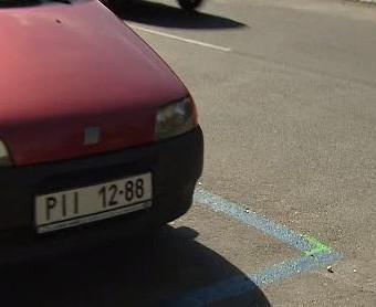 Konec parkovací zóny