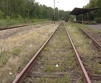 Opuštěná trať