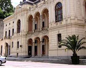 Městské divadlo v Karlových Varech