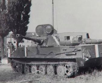 Spojenecký tank
