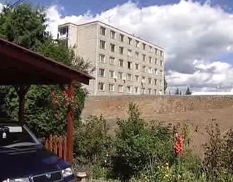 Lidé v Liticích protestují proti stavebním pracím