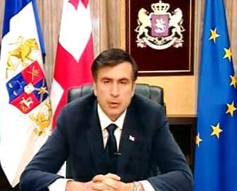 <b>Saakašvili:</b> \