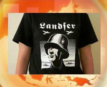 Tričko s nacistickým motivem
