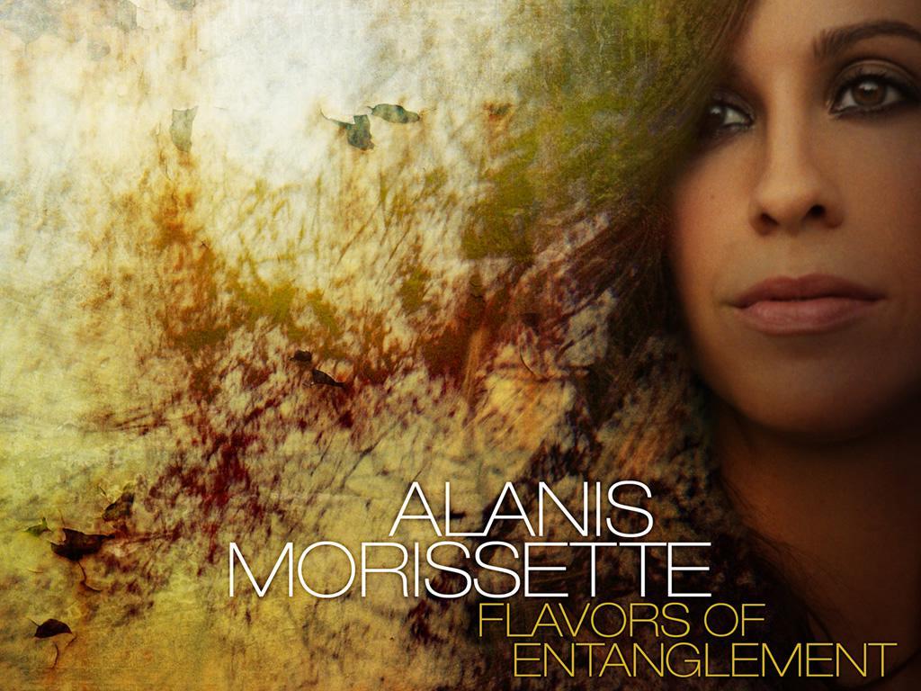 Nejnovější deska Alanis Morissette