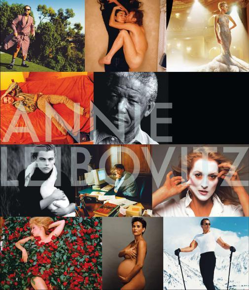 Annie Leibovitz: Život objektivem