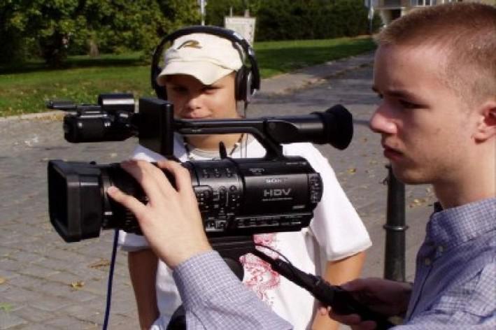 Natáčení dokumentu